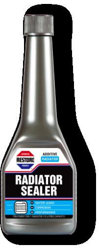 RESTORE  11264 Radiator Sealer & Conditioner