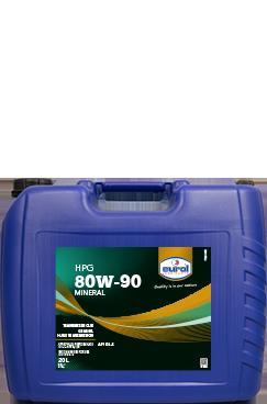 Eurol HPG 80W90 GL5 20L