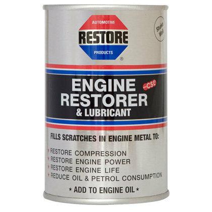 RESTORE 04064 Engine Restorer & Lubricant