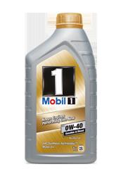 Mobil1 0W40 New Life 1L