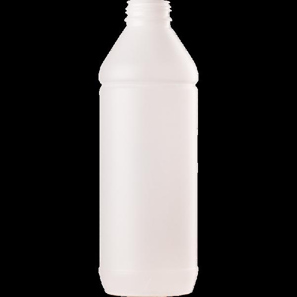 Plastmasas pudele HDPE-38-GPt- 1L