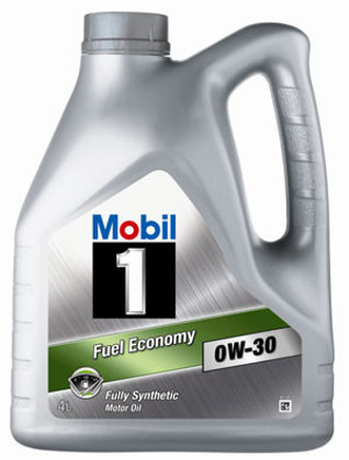 Mobil1 0W30 Fuel Economy 4L