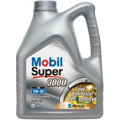 Mobil 5W30 Super 3000 XE 4L