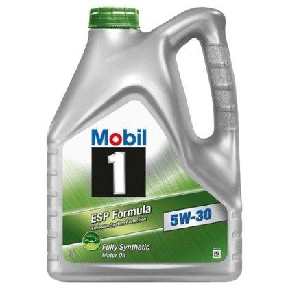 Mobil1 5W30 ESP Formula 4L