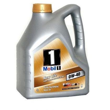 Mobil1 0W40 New Life 4L