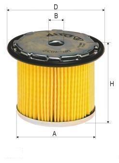 ASSO WP-4032 (P716) Degvielas filtrs