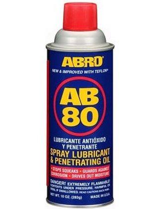 ABRO AB-80 Skrūvju atbrīvotājs - eļļotājs ar Teflonu