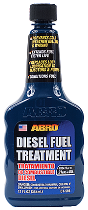 ABRO DT-508 Dīzeļdegviela piedeva