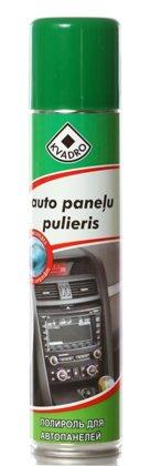 Auto paneļu tīrītājs un pulētājs matētām visrsmām KV220