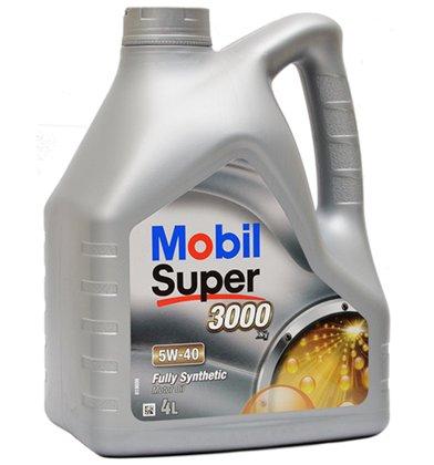 Mobil 5W40 Super 3000 4L
