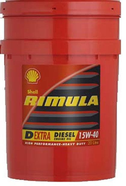 Shell Rimula D Extra SAE 15W-40