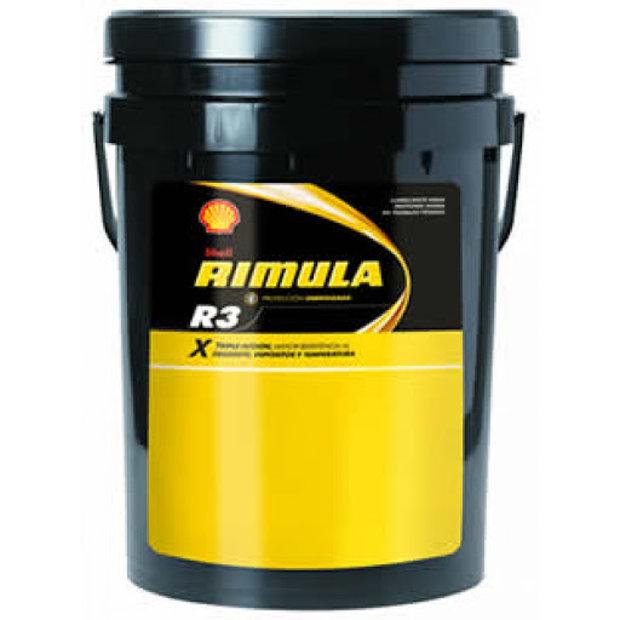 Shell Rimula R3 X SAE 15W40