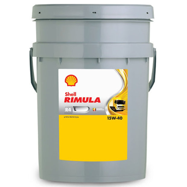 Shell Rimula R4 L SAE 15W-40