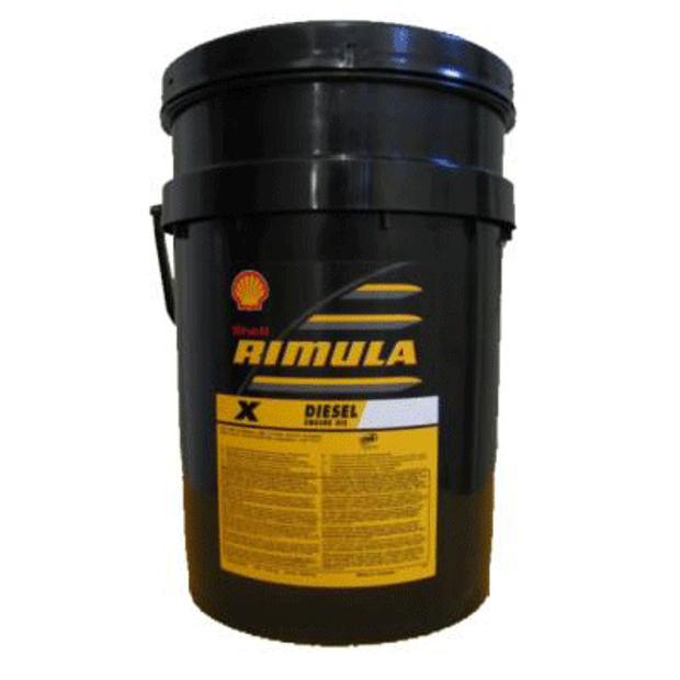 Shell Rimula X DI SAE 15W40